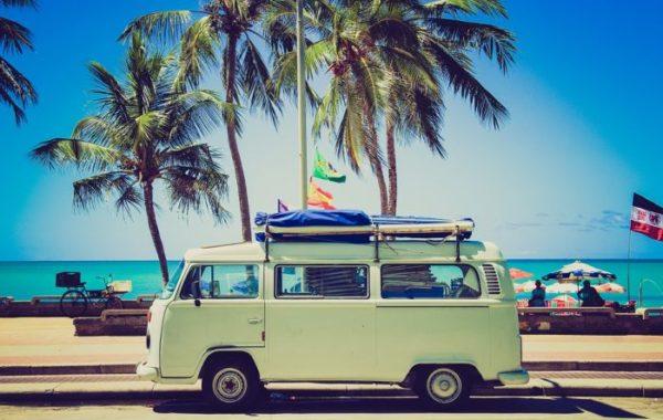 véhicule vacances